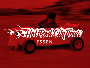 Hotrod Citytour Essen